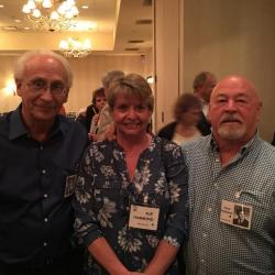 Bob Moore, Sue and Cleve Hammond