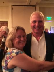 Cathy Hurst and Doug Kline